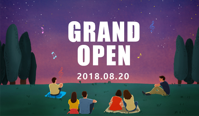 Ansan Arts Center hompage open!