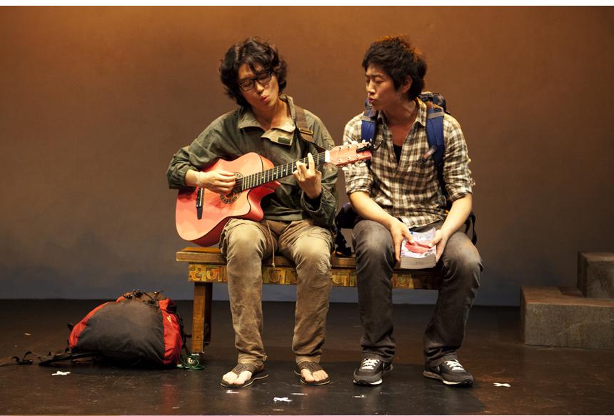 인디아블로 공연 사진1